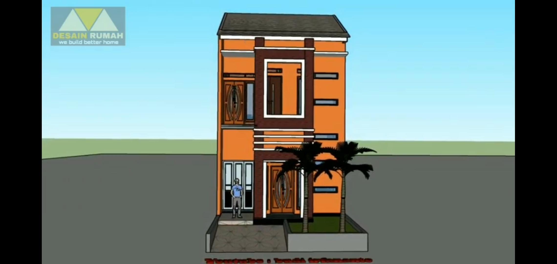 5 Inspirasi Model Rumah Minimalis 2 Lantai Tampak Depan Terbaru