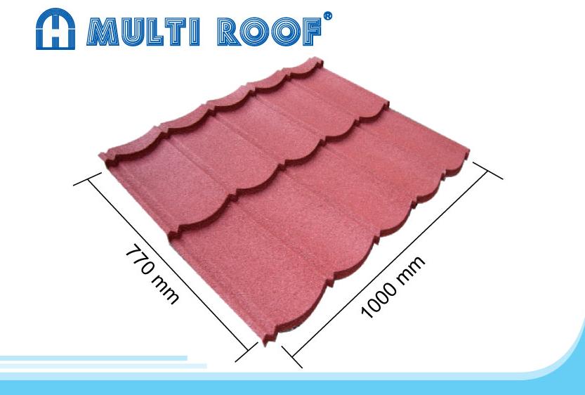 genteng metal pasir multi roof