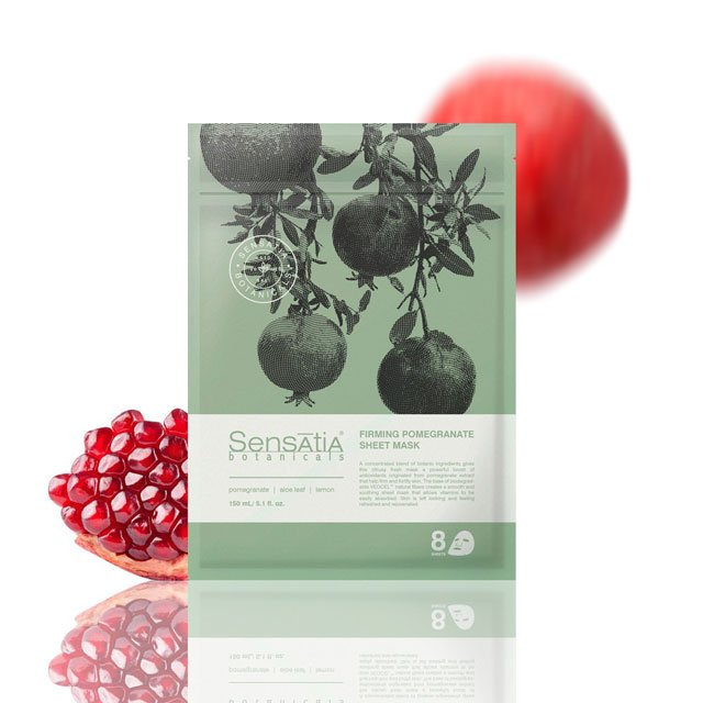 Sensatia Botanicals Firming Pomegranate