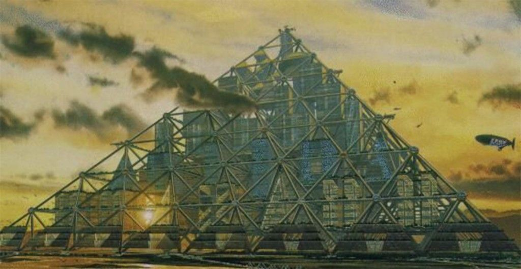 Shimizu Mega-City Pyramid
