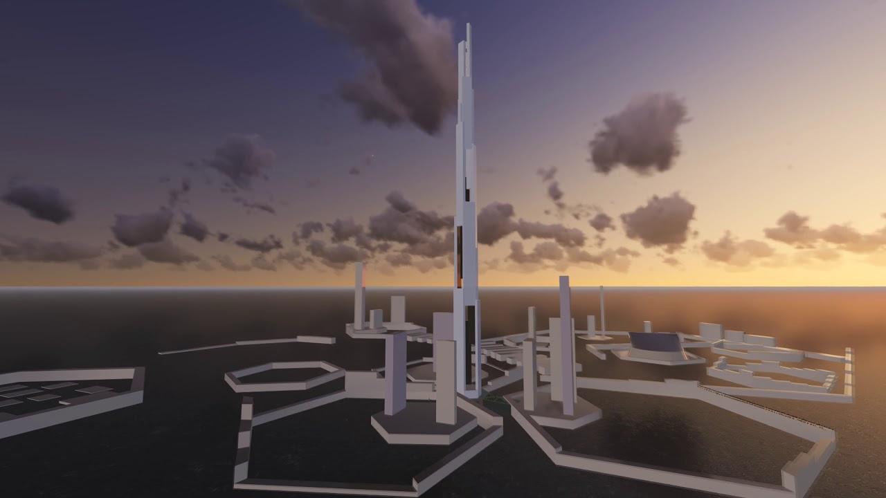Sky Mile Tower