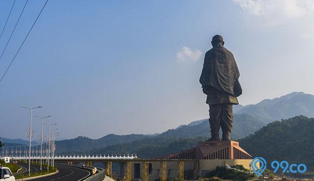 10 Patung Tertinggi di Dunia. Ke-4 Punya Indonesia, Lo!