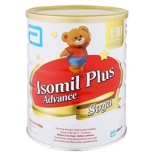 Susu Formula Isomil Plus Advance Soya