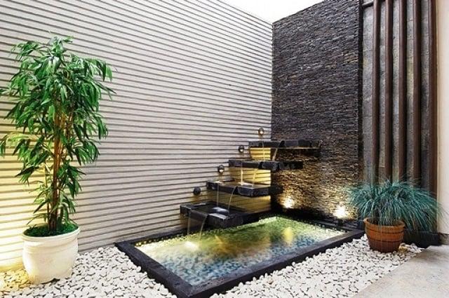 Taman Belakang Rumah Sempit Jadi Cantik Keren Ini 11 Ide Desainnya