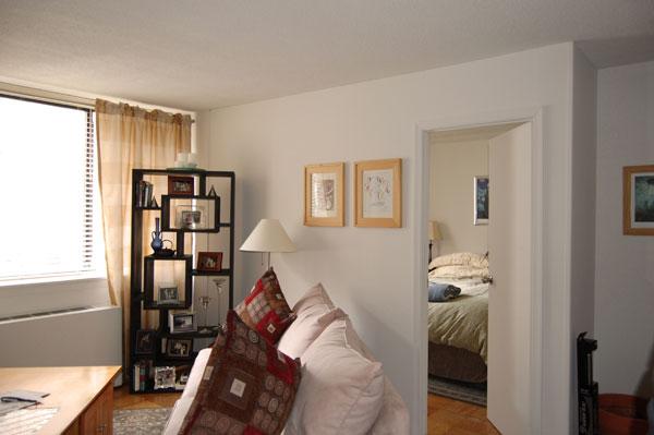 tips memaksimalkan apartemen studio