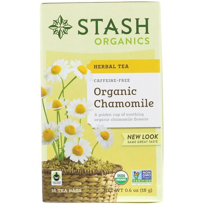 The Stash Tea Organic Chamomile