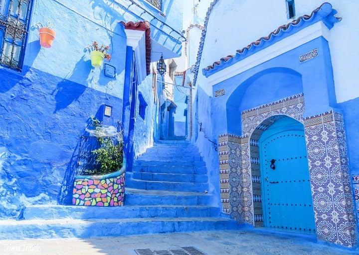 wisata religi di maroko