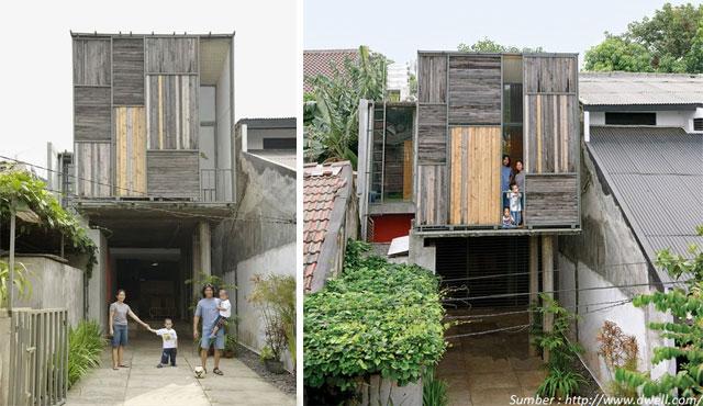 Mengintip Inspirasi Desain Rumah Perkotaan di Bekasi. Bukan Hunian Biasa!