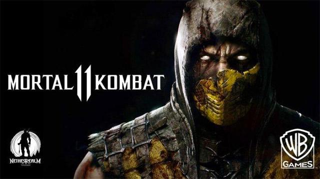 game mortal kombat