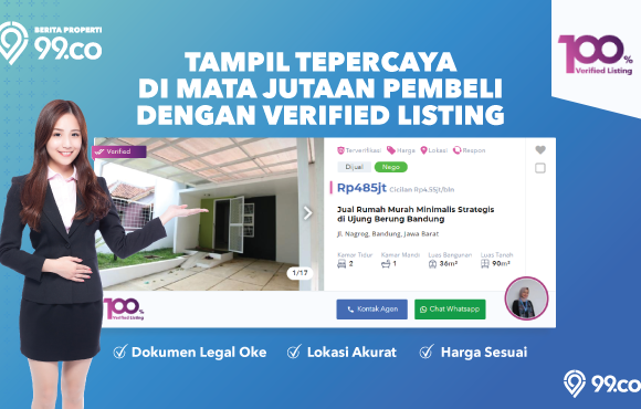 fitur verified listing