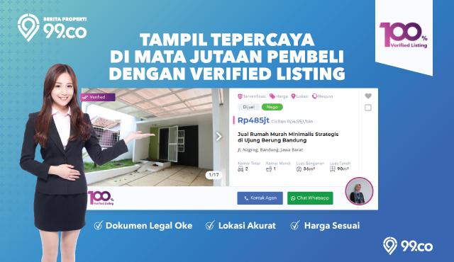 fitur verified listing
