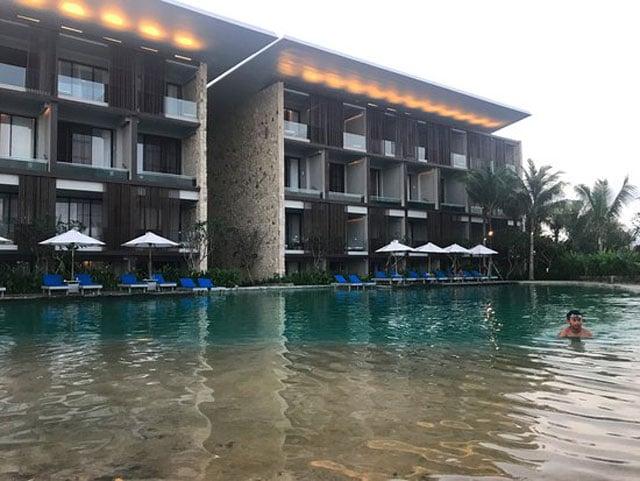 hotel mewah tamansari resort
