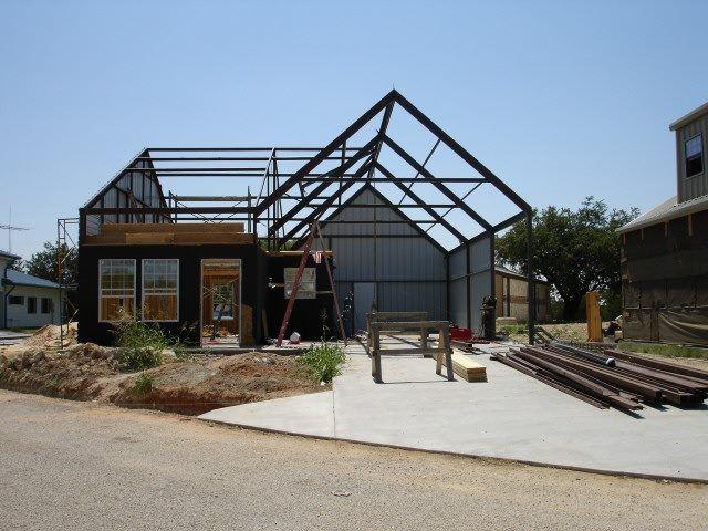Ngga Cuma Atap Konstruksi Baja Ringan Juga Bisa Untuk Rangka Rumah