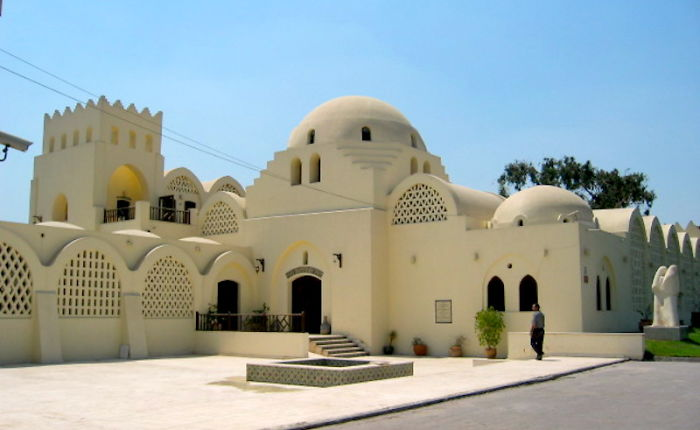 arsitektur afrika