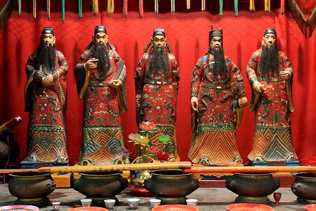agama tradisional china