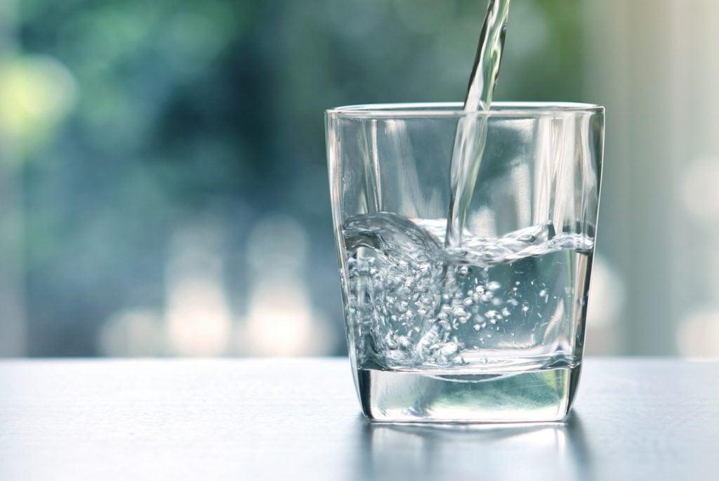 air putih untuk minum