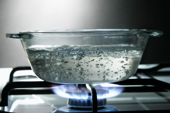 air rebus panas