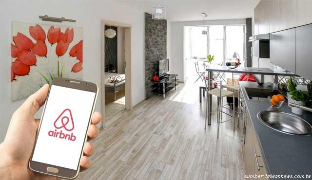 cara daftar airbnb