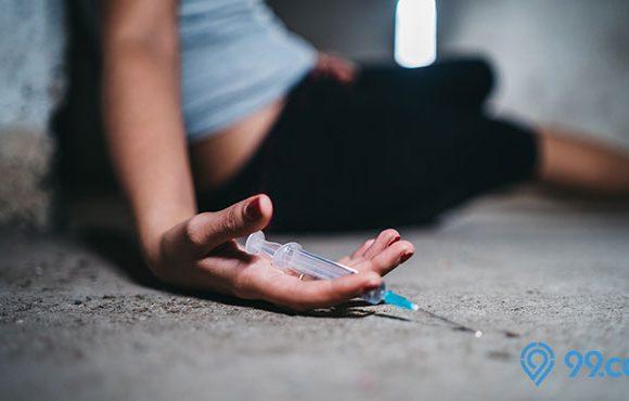 pengguna narkoba