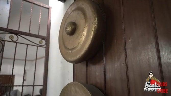 alat musik tradisional milik bolot