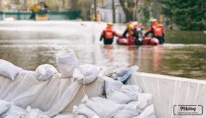 alat penangkal banjir