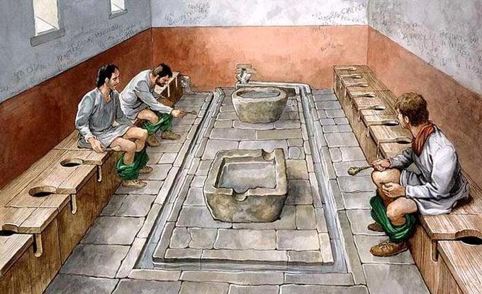 model toilet duduk