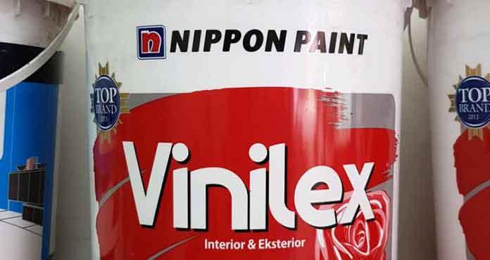 nippon paint cat vinilex