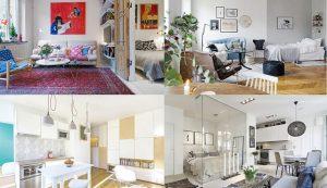 apartemen studio minimalis