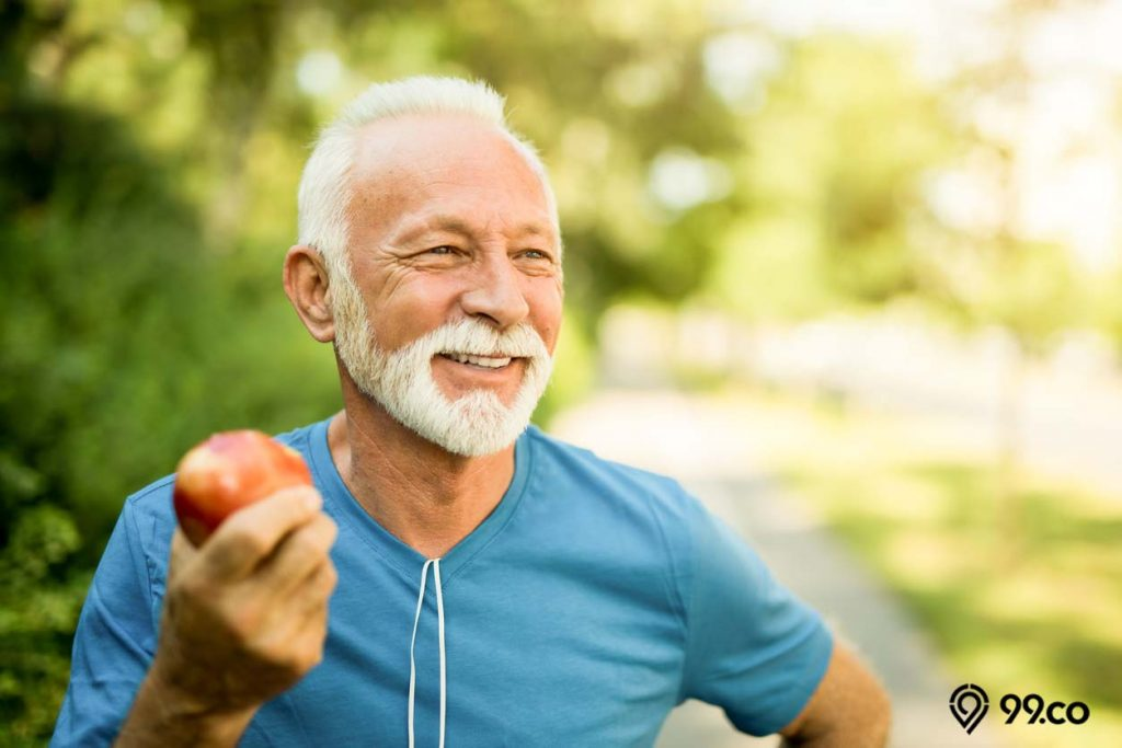 manfaat apel untuk cegah diabetes