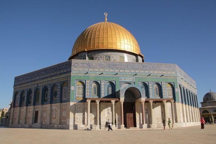 fungsi kubah masjid