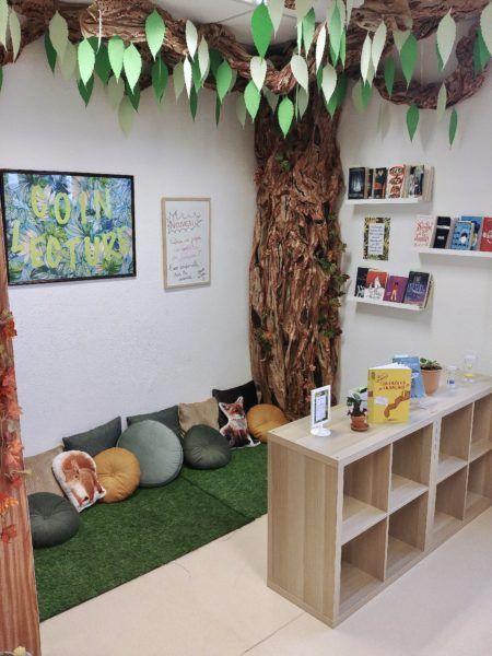 area baca anak di rumah