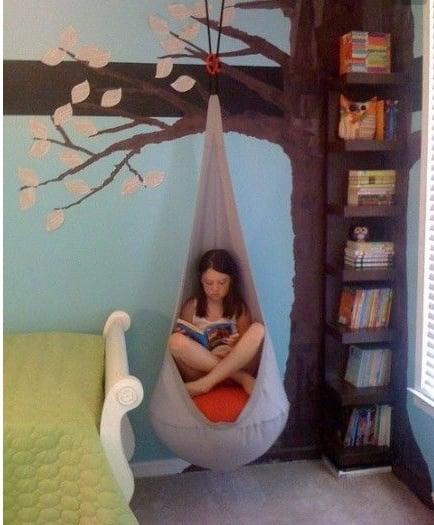 area baca anak