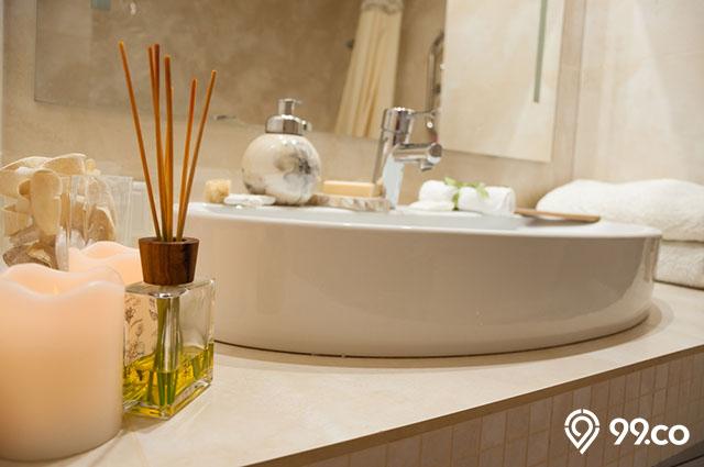 aromaterapi kamar mandi