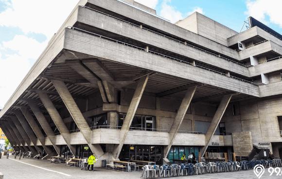 arsitektur brutalisme