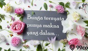 arti bunga