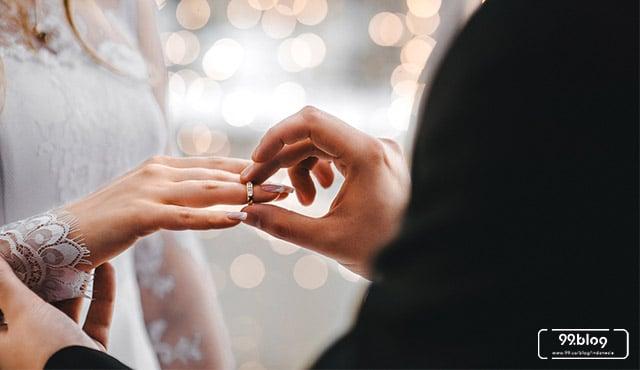 Wow! Inilah 5 Pernikahan Selebriti Paling Mengejutkan Tahun 2019