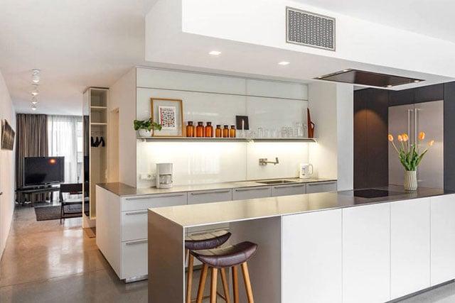 meja dapur minimalis