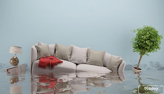 asuransi rumah dari banjir