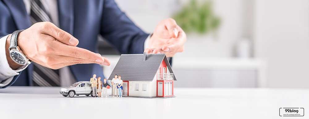 asuransi untuk penyewa properti