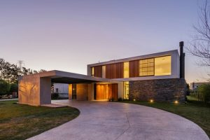 15 gambar rumah dengan atap dak beton. kokoh, unik
