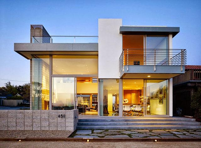 7 Inspirasi Desain Atap Rumah Datar Hunian Jadi Terlihat Modern