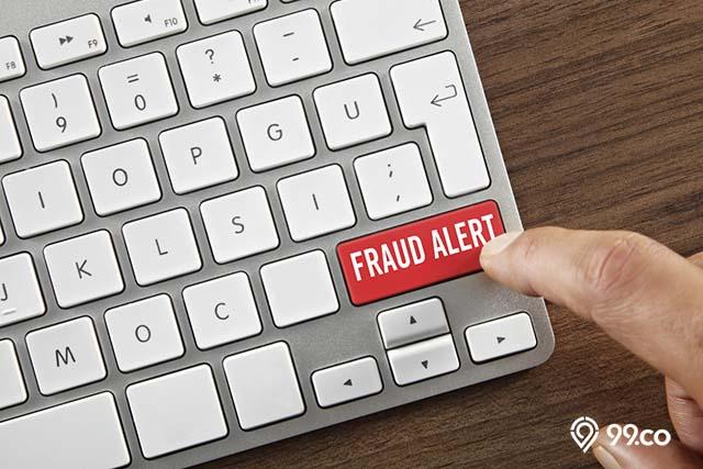 laporkan penipuan online