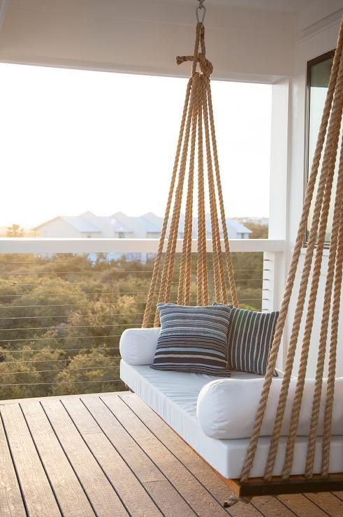 ayunan balkon