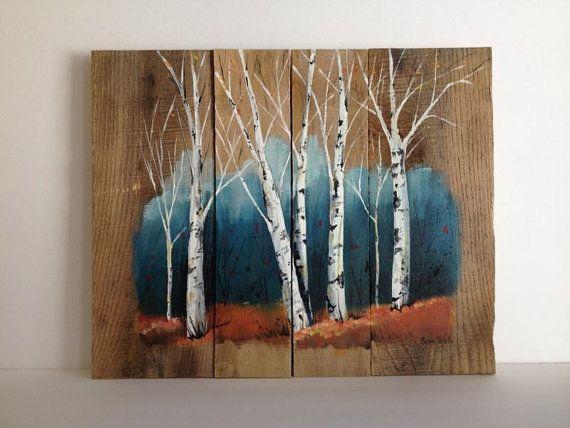 hiasan dinding dari kayu