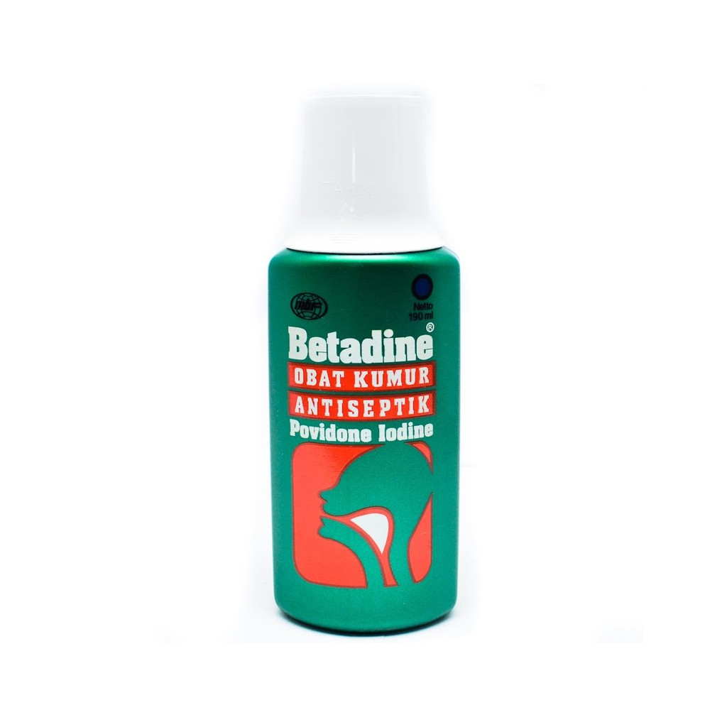 betadine obat kumur antiseptik