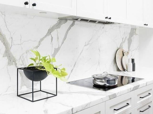 12 Ide Backsplash Dapur Kreatif Bikin Area Masak Makin Menarik