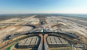 bandara terbesar di dunia