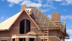 bagian-bagian atap rumah
