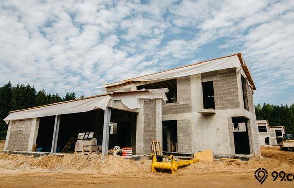 bagian konstruksi bangunan