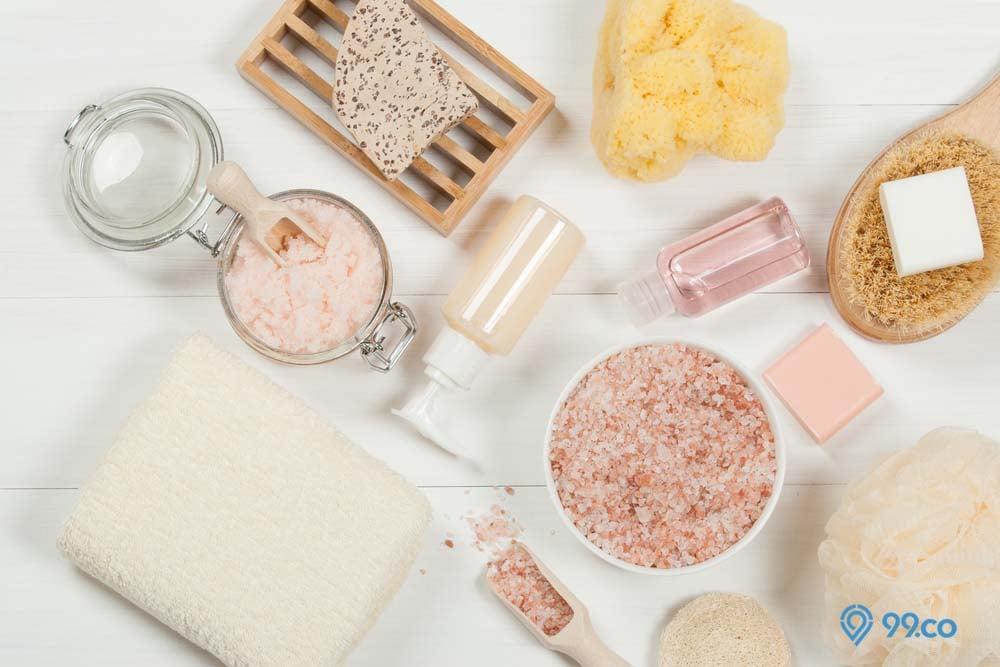 bahan membuat sabun cair